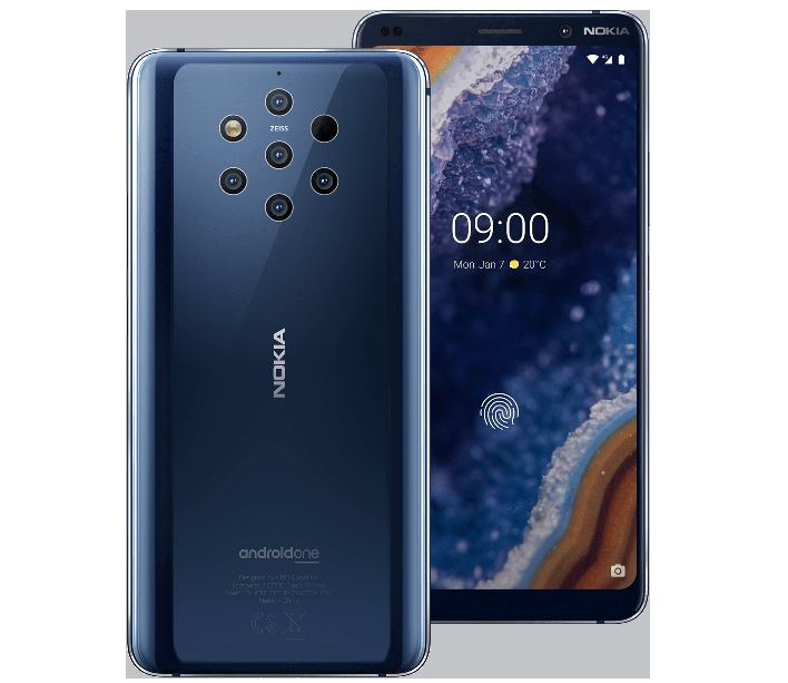 The only flagship of 2019 that will remain without a night shooting mode