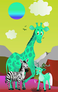 Forest-Animal-Vector-2200170