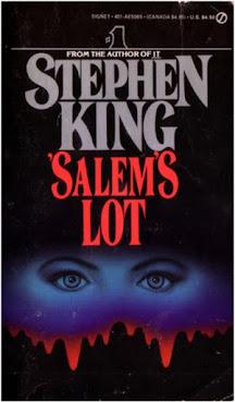 Salem's Lot - Book Horror - Stephen King