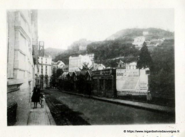 ancienne photo noir et blanc à identifier