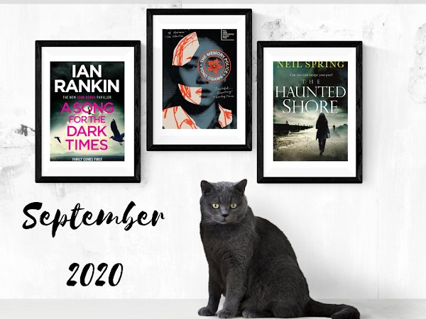 Book Review Round Up - September 2020