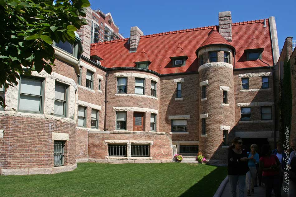 Prairie Avenue Historic District: Glessner House