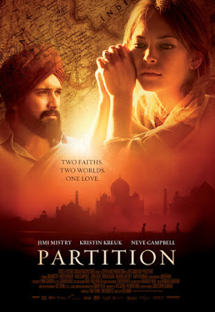 Poster Of Partition In Dual Audio Hindi English 300MB Compressed Small Size Pc Movie Free Download Only At worldfree4u.com