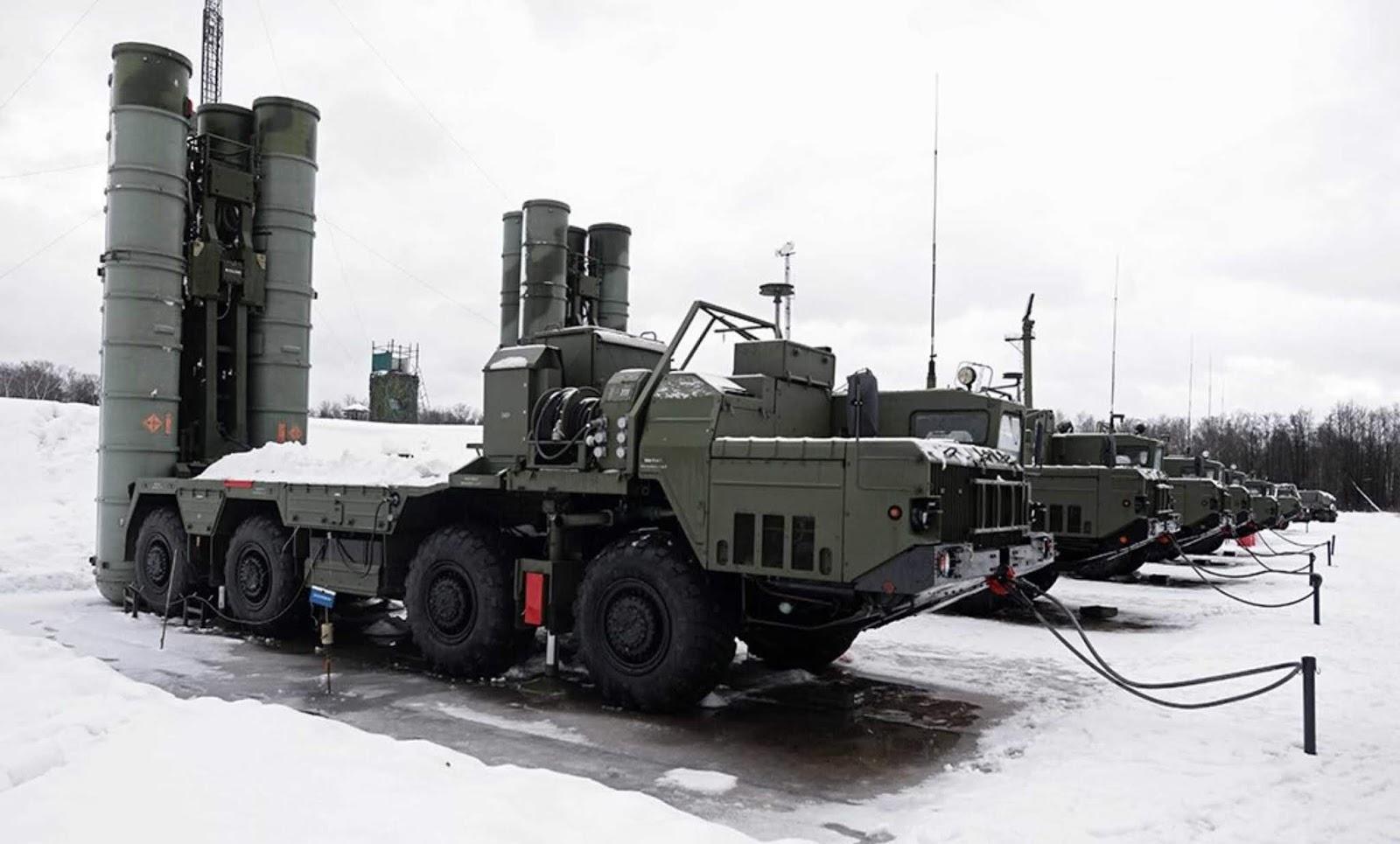 Rusia akan melatih militer Tiongkok untuk mengerjakan S-400