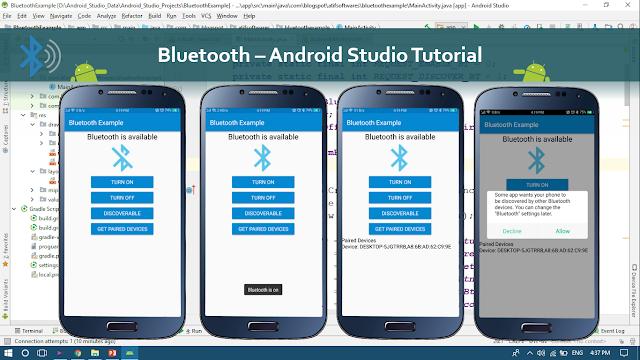 Bluetooth Example