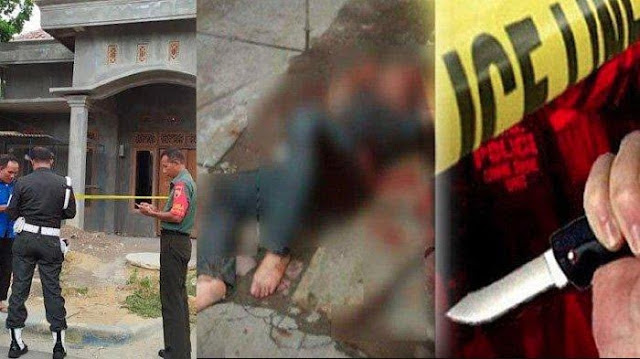 Diduga Selingkuhi Istri TNI, Anggota Polisi di Pamekasan Terkapar Ditusuk Pisau Komando