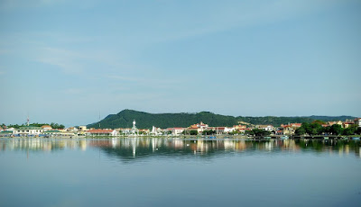 Một góc làng Lý Hòa