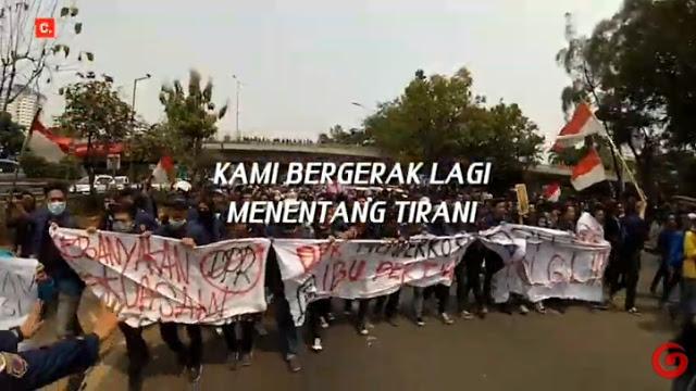 "Prihatin Kondisi Bangsa, Founder Media Online Gelora News Rilis Lagu ""KAMI BERGERAK LAGI"""
