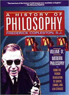 A History of Philosophy, Vol. 8: Modern Philosophy: from the French Revolution to Sartre, Camus, and Levi-Strauss