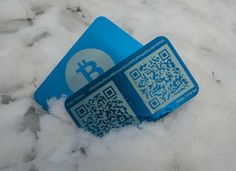 Card for Bitcoins Image