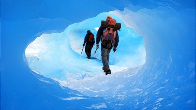 Trecking Big Ice no Glaciar Perito Moreno, em El Calafate[
