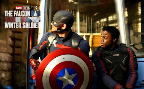 The Falcon and The Winter Soldier Episode 4: New Captain America goes wild