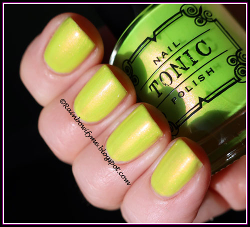 Tonic Polish ~ Glowy Joe