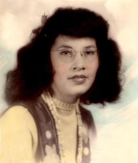 A SOUTHERN LADY – MY MAMA