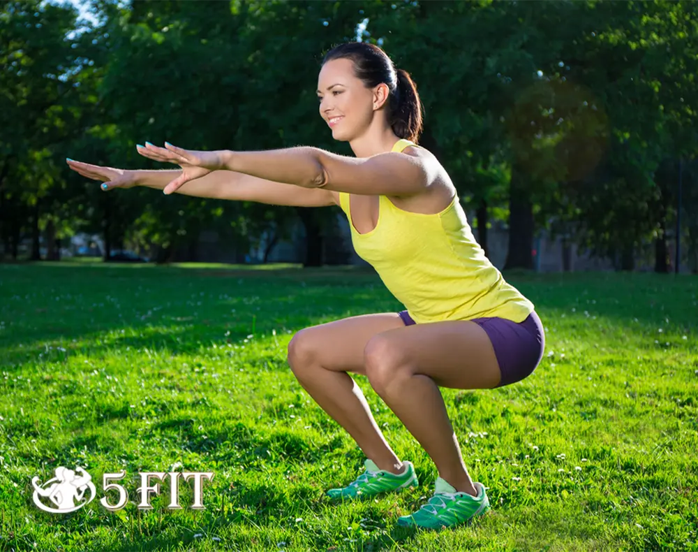 The Most Complete Full-Body Bodyweight Agility Workout