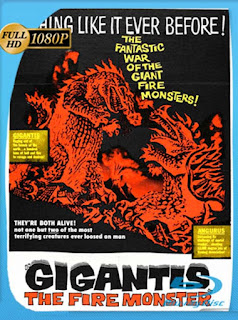 Gigantis, El Monstruo De Fuego [1995] HD [1080p] Castellano [GoogleDrive] SilvestreHD