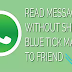 How to Read Whatsapp Messages without blue Tick  ?