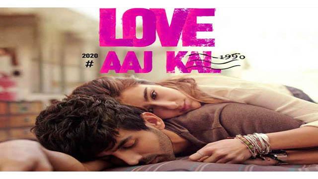 Love Aaj Kal (2020) Hindi Movie 720p HD CamRip Download
