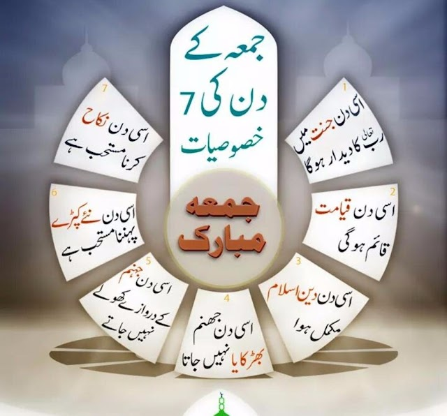 jumma mubarak quotes in urdu