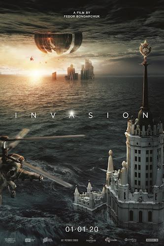 Invasion (BRRip 720p Dual Latino / Ruso) (2020)
