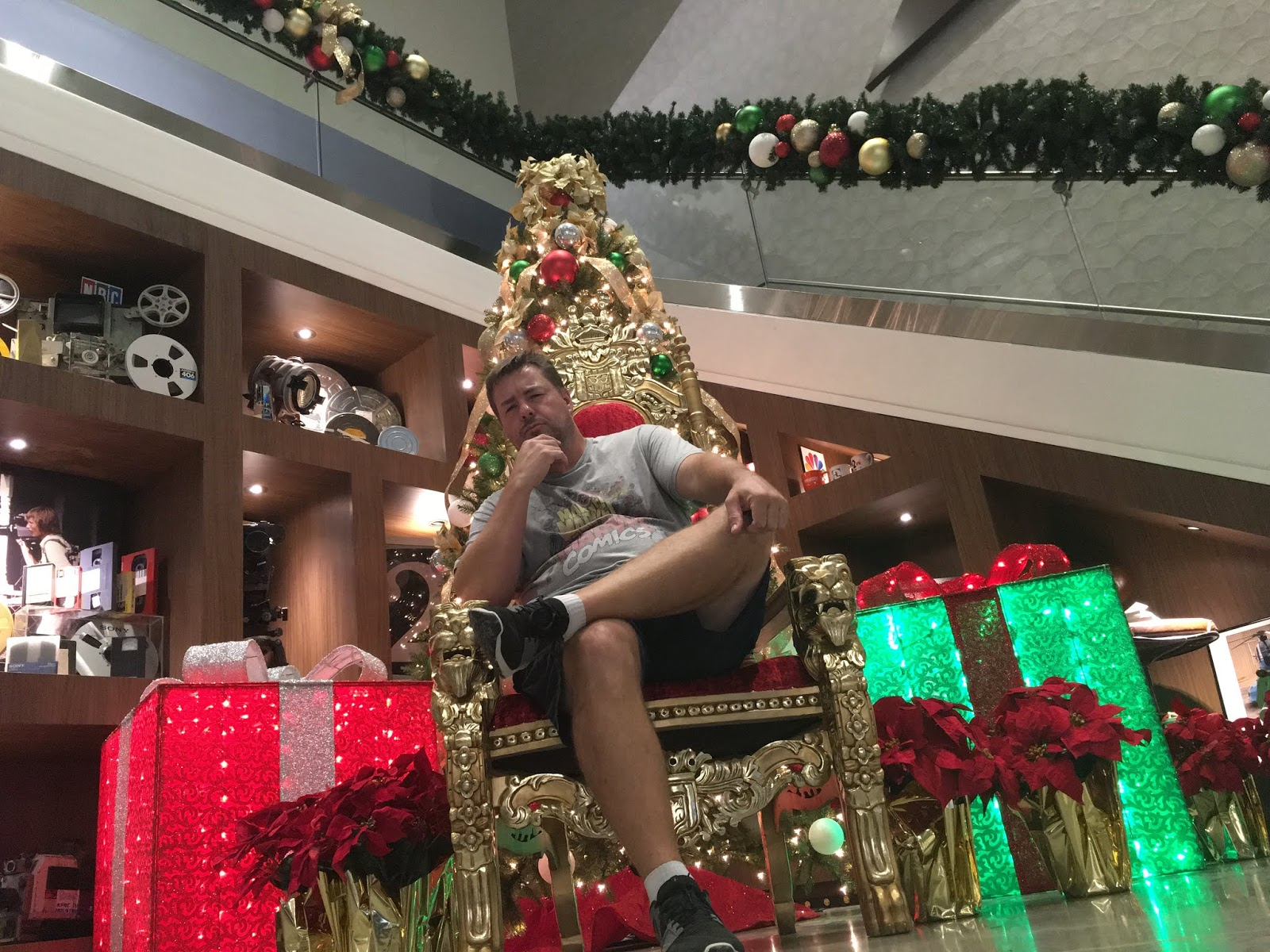 Big Anklevich: The King Of Christmas