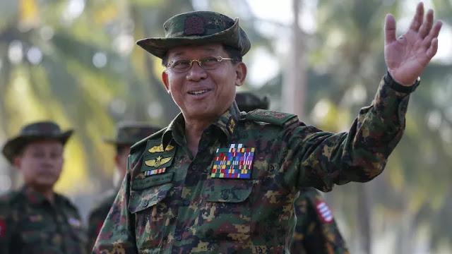 Ini Enam Jenderal Myanmar Dalangi Genosida Rohingya