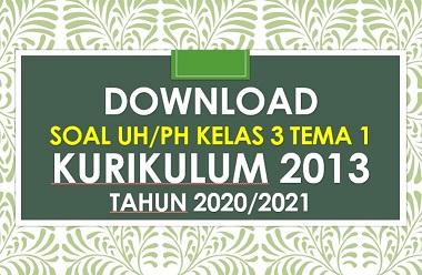 Rpp 1 Lembar Kelas 3 Tema 1 Subtema 1 Semester 1 K13 Revisi 2020 2021 Sd Negeri Dabung 2