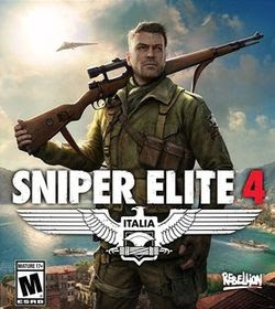 Download Sniper Elite 4 Game Setup