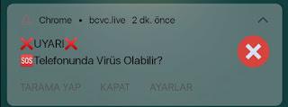 Ouo.today Virüsü