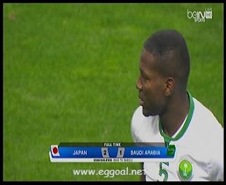 أهداف مباراة اليابان و السعودية 2-1 [15-11-2016] تصفيات كأس العالم 2018