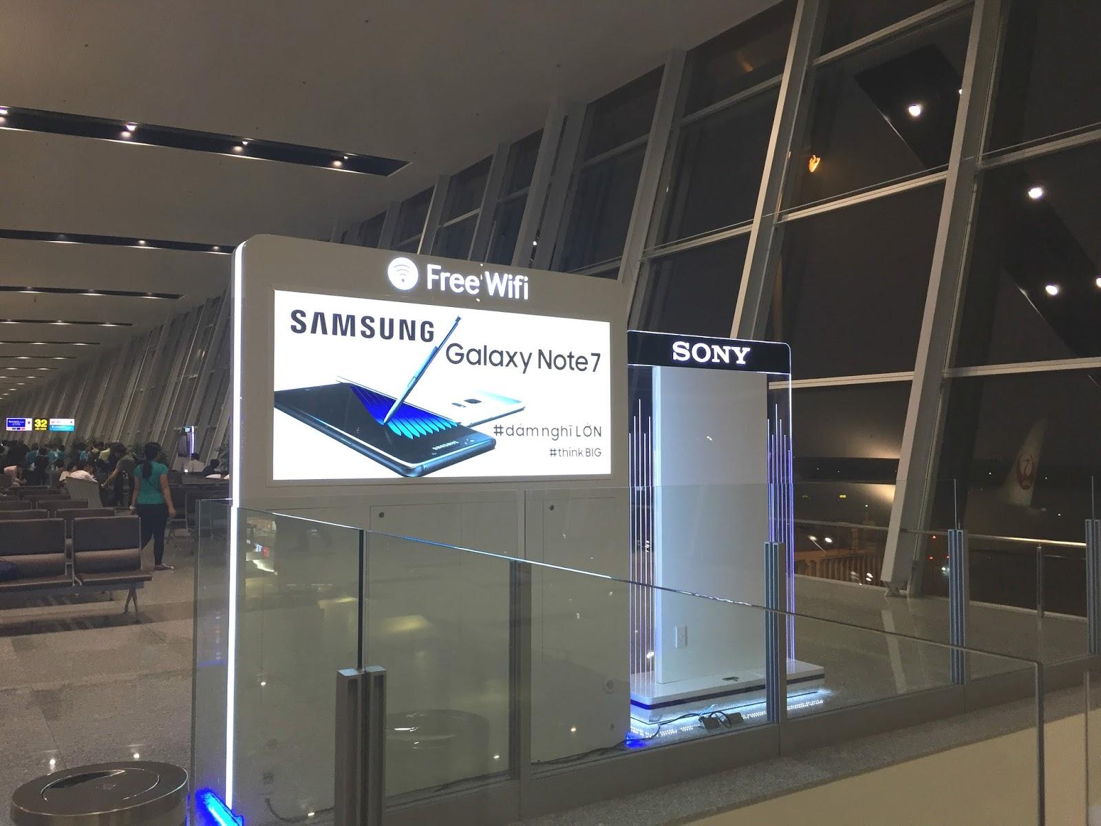 サムスンギャラクシーノート7広告 SAMSUNG Galaxy Note7 AD