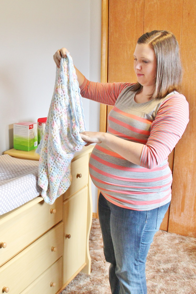 Having a second baby is pretty scary - here are some things that can help!