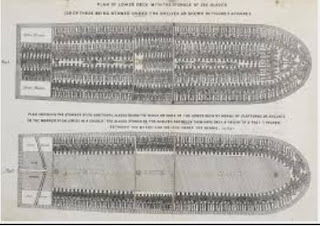 africans were involved in the slave trade. why do you think that matters?