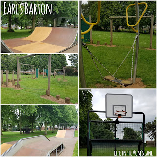 Earl's Barton Play Area