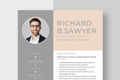 10 Contoh Format Resume Menarik Terbaru