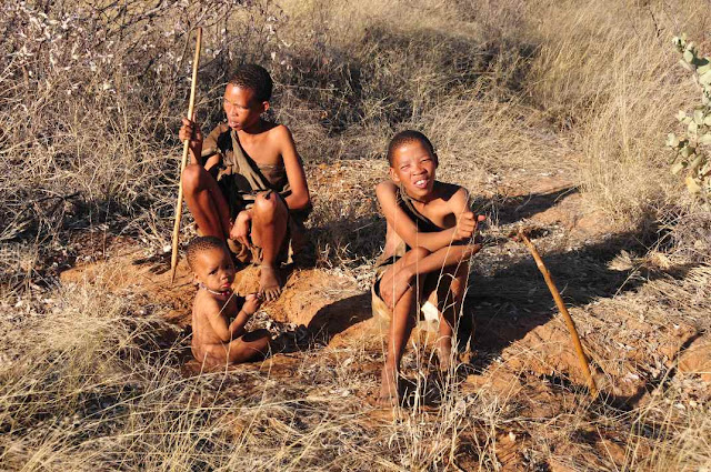 DSC 2920 San Bushmen People, The World Most Ancient Race People In Africa