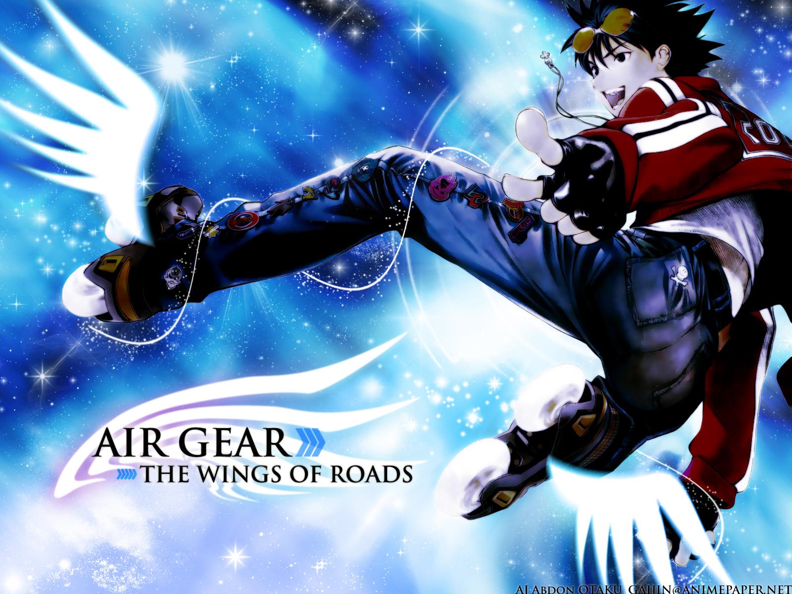 Air Gear (Dublado) – Todos os Episódios