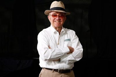 Jack Roush's two passions in life have always been racing and aviation.