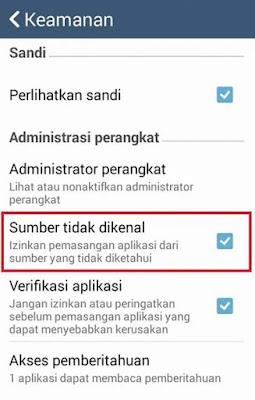 Cara Install VidHot di Android
