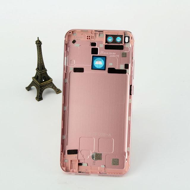 Nắp lưng, vỏ máy điện thoại xiaomi mi a1 kim loại bền đẹp