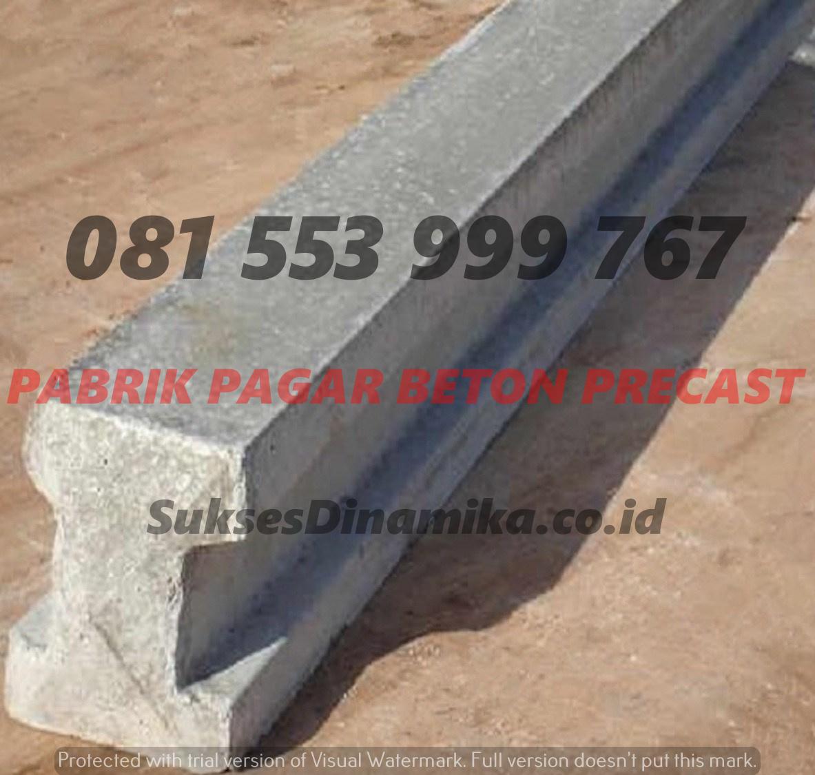 Harga Pagar Panel Beton Per Meter Pasuruan, Pagar Beton Taman