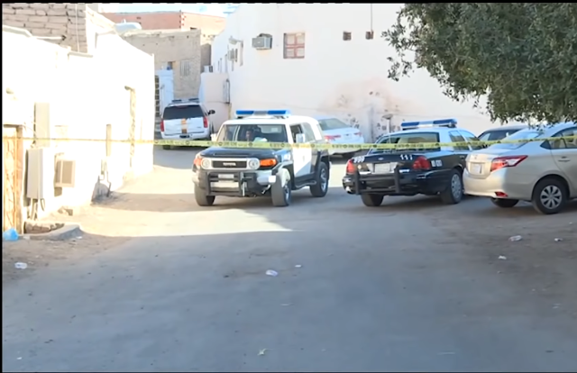 تفاصيل عملية اطلاق النار بالمدينه المنوره بحي طيبه