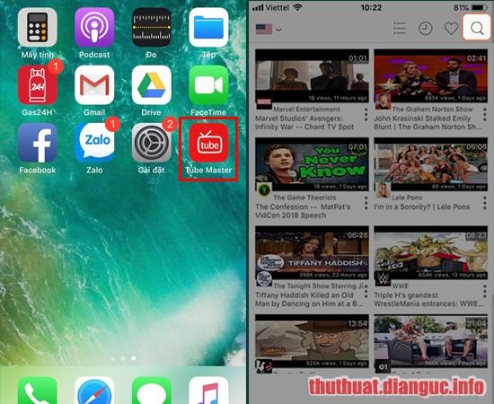 Ứng dụng nghe YouTube khi tắt màn hình tốt nhất cho iPhone