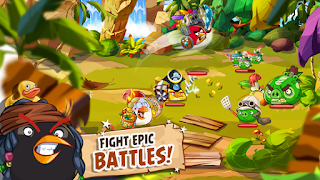 Angry Birds Epic apk + obb