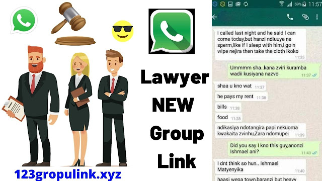 Join 600+ Lawyer WhatsApp Group Links 2020