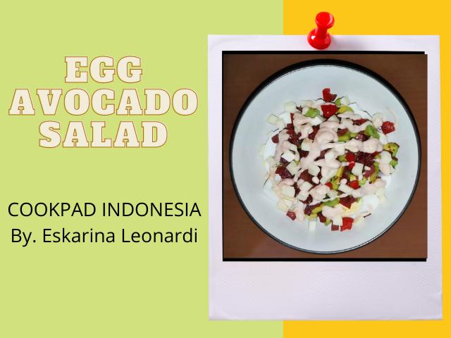 Egg Avocado Salad