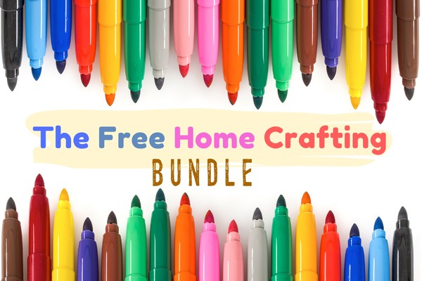 The Free Home Crafting Bundle