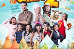 Review Film Koki Koki Cilik 2, Gemasnya Adhiyat dan Cantiknya Kimberly