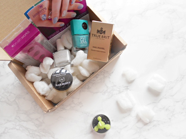 July Nailbox Subscription