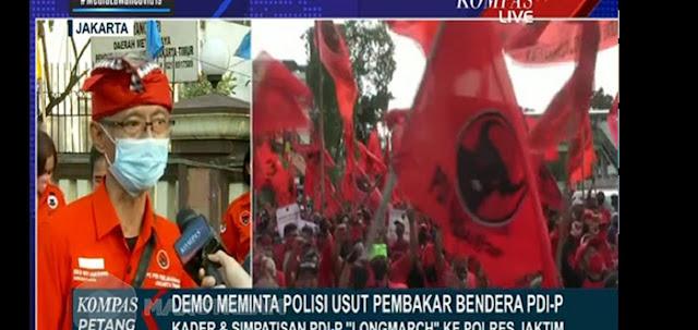 Aksi PDIP Diliput tapi Tolak RUU HIP Tidak, Warganet Sentil Kompas TV